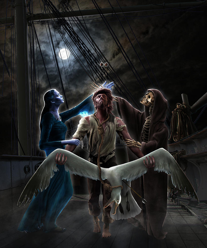 "incantations of the supernatural in rime of the ancient mariner Rime of the ancient mariner to what extent does coleridge's ""rime of the and examples of his fascination with religion and the supernatural can be seen."