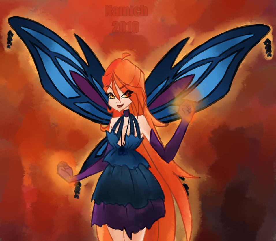 The gallery for dark bloom enchantix - Winx club bloom enchantix ...