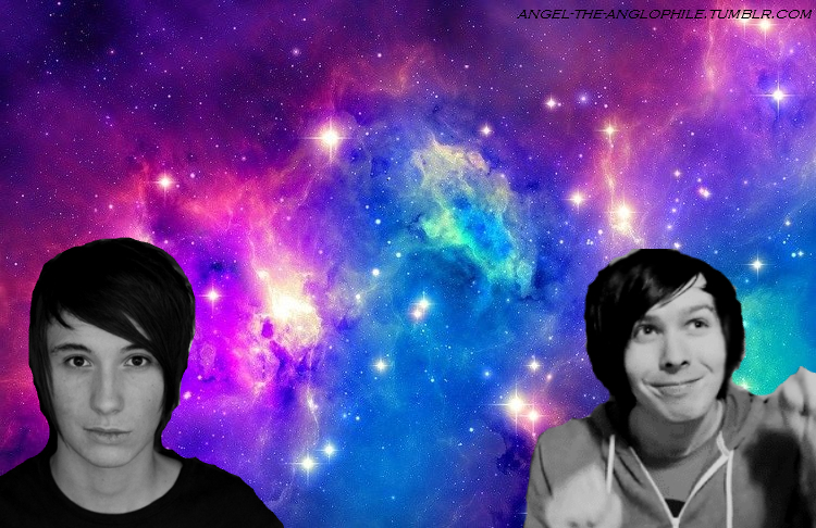 Dan And Phil By Wliialuv4ever On Deviantart