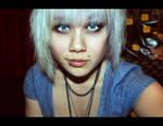 I wish I had blue eyes fo real
