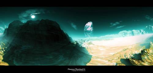 Planetary Wasteland 01