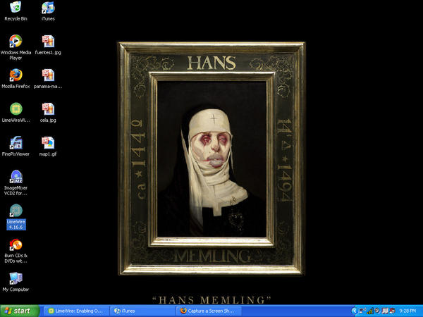 Hans Memling By Michael Hussar by MagnificentObsession