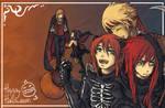 Happy Halloween - ToA by Darkpsycho1000