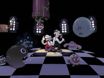 Super Mario Bros. 3 by Scribblehatch