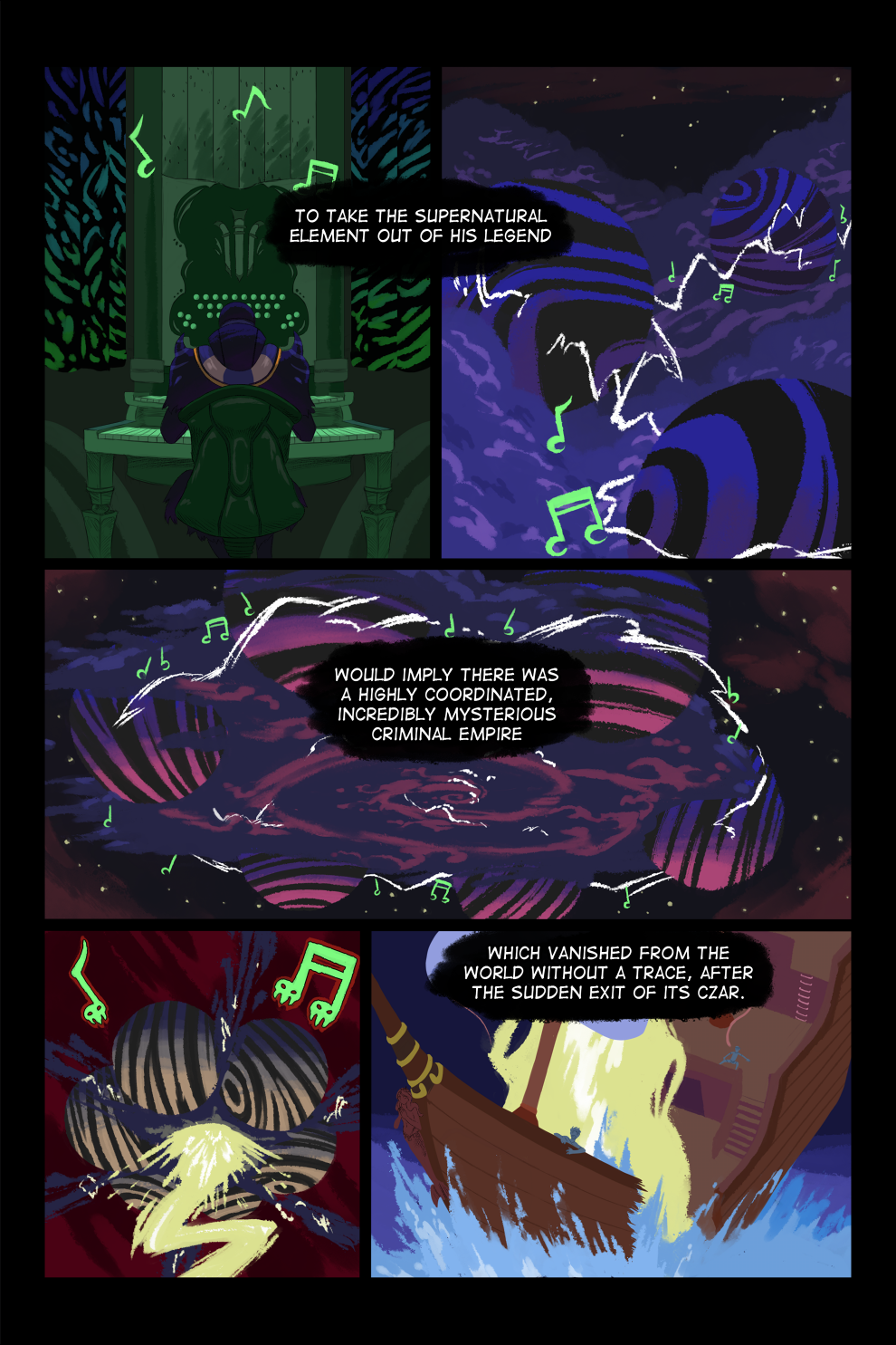 Chaos in the Tropics - Page 32 of Chap.1, Beat 4 by Scribblehatch