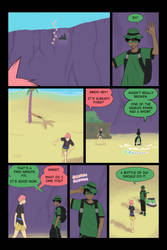 Chaos in the Tropics - Page 42 of Chap.1, Beat 5