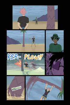 Chaos in the Tropics - Page 49 of Chap.1, Beat 5