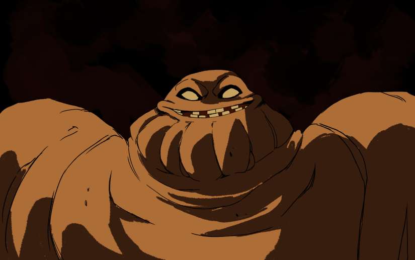 Clayface by Scribblehatch