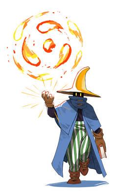 FFT - Wizard (Ma)