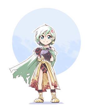 FF4 - Little Rydia
