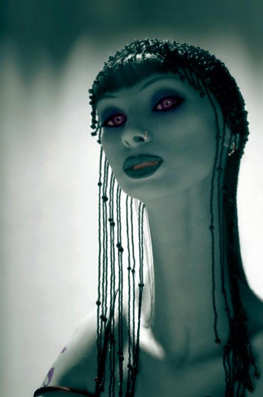 Padaung Goddess