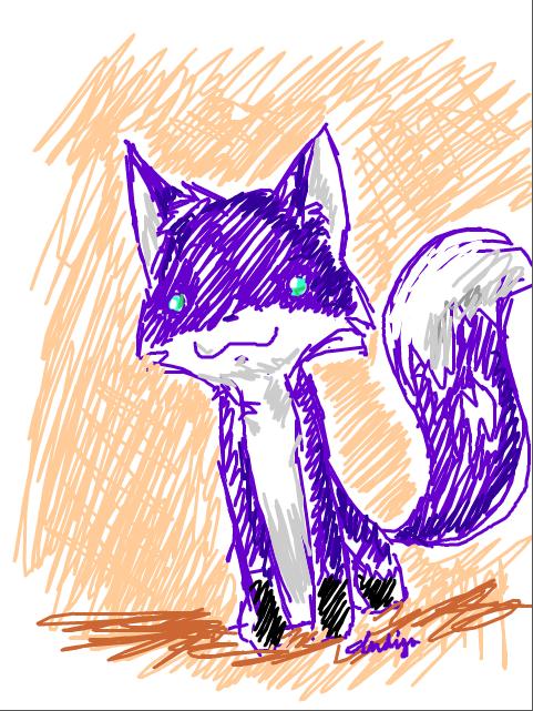 My new avatar guy by Indigo-Foxx