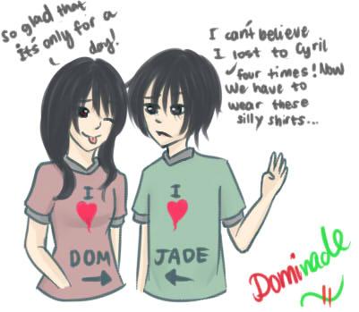Dominade shipppp~