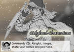 Enlist ur Original Characters