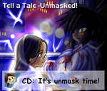 Tell a Tale Contest -unmasked