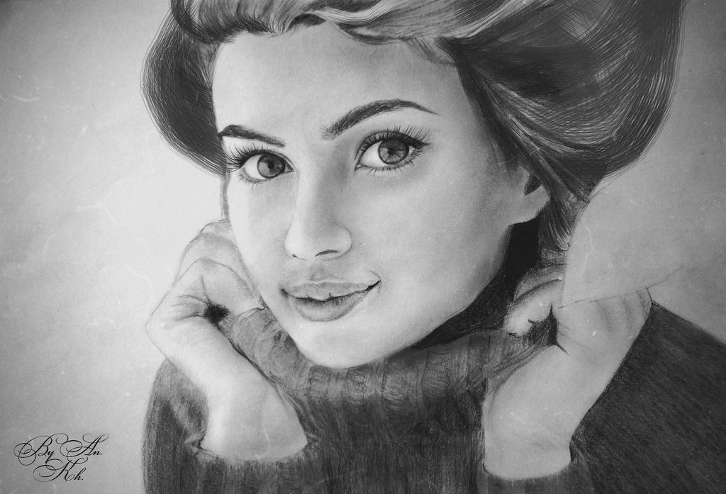 Beautiful Eyes by AnastasiaKh