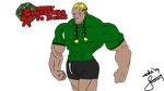 Christmas Special: MatiZ - Bodybuilder | by Phamy by MagicTV-TV