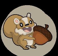 013. Nutty by AskPrinceDoodle