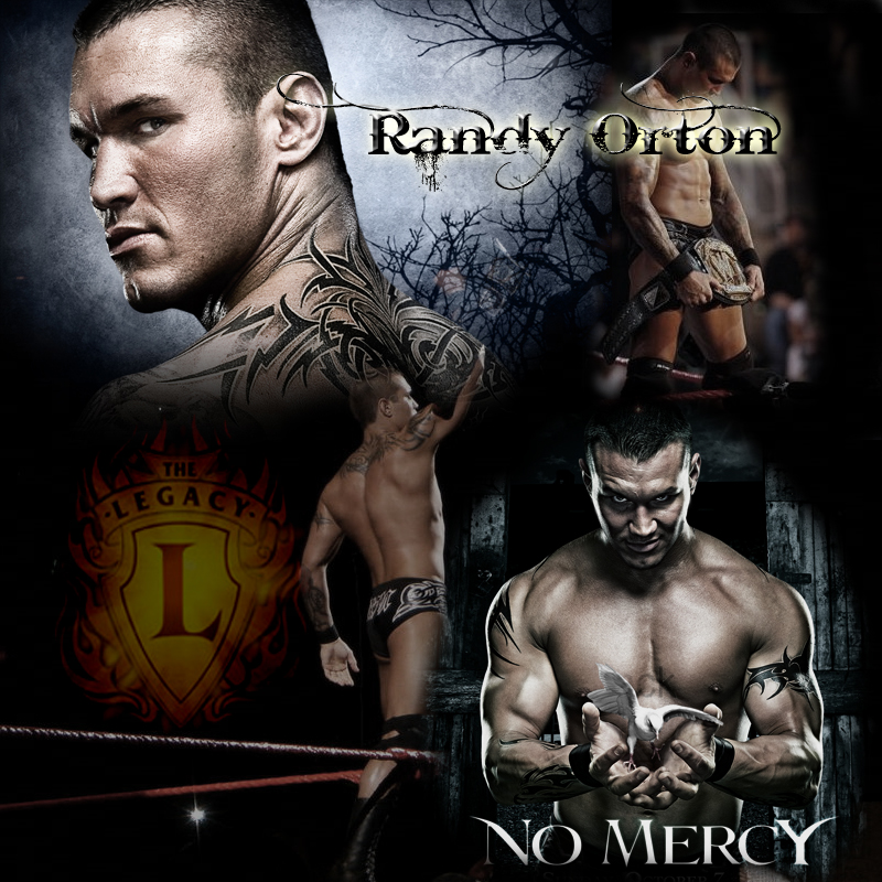 New Randy Orton Wallpaper By JimG182