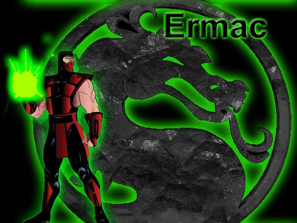 Ermac by JimG182