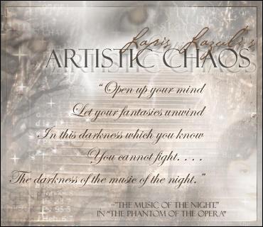 Artistic Chaos by lapislazuli