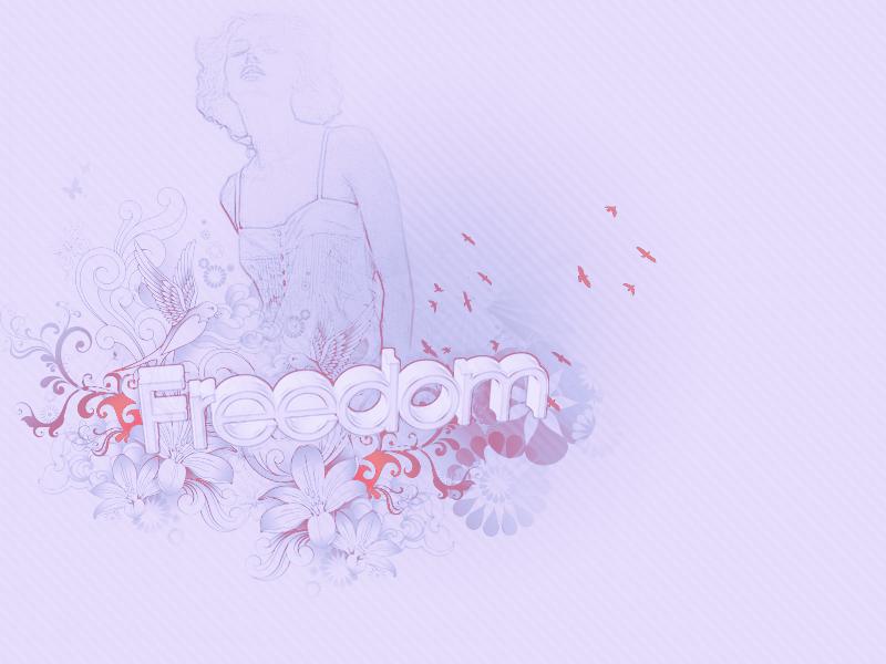 Freedom by AlexandriaDior
