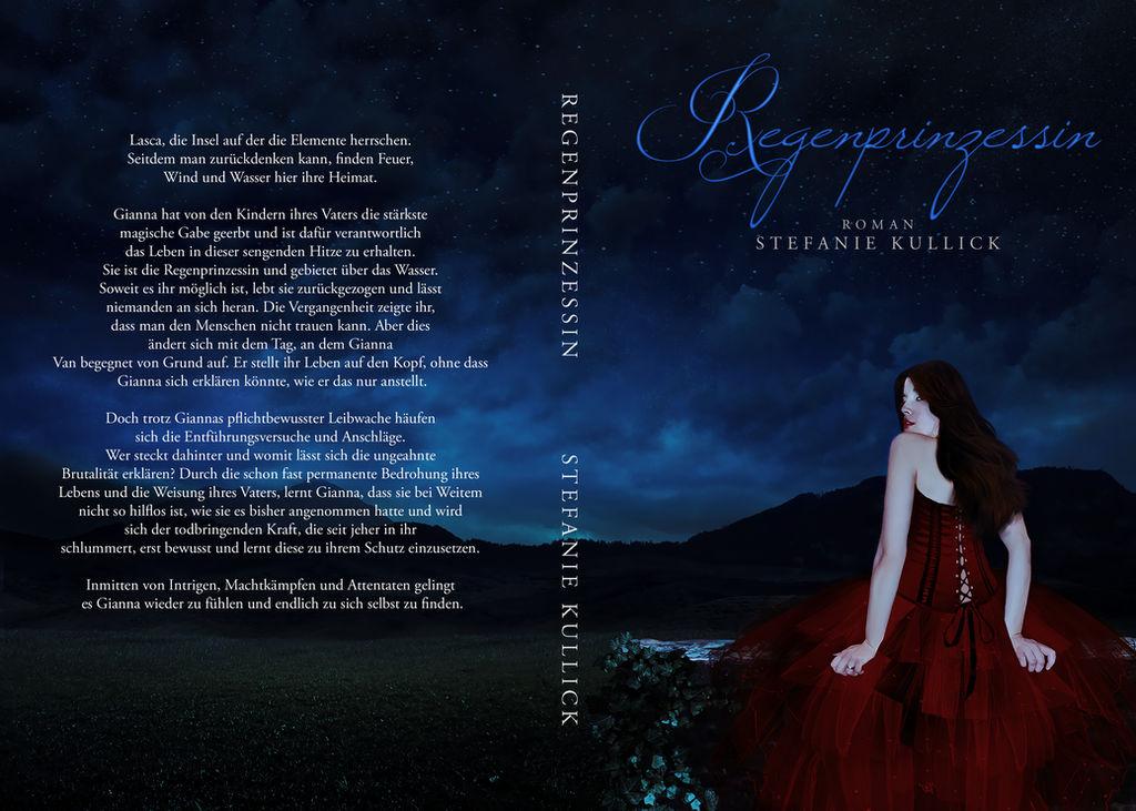 Book Cover - Rain Princess