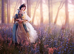 The Wandering Empress by AlexandriaDior