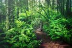 Premade Rain Forest