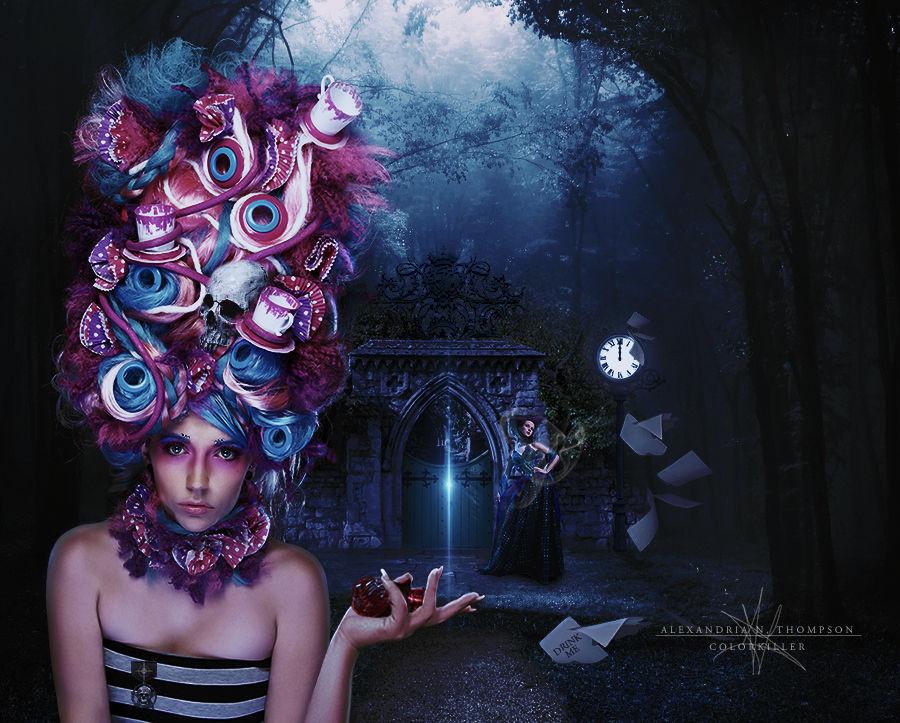 Twisted Wonder by AlexandriaDior