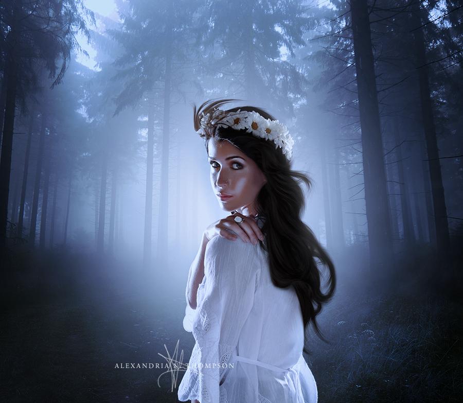 Book Cover - Shadow Dreams by AlexandriaDior
