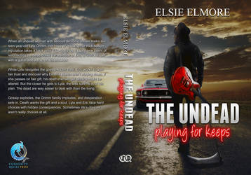 Book Cover - The Undead Playing for Keeps