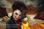 Burn by AlexandriaDior
