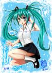 Blue Miku