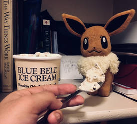 Cookie Dough Ice Cream by EeveeTMI
