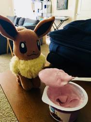 Cherry Yogurt by EeveeTMI