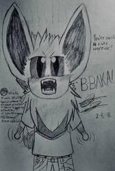 Wrathful Nishiki by EeveeTMI