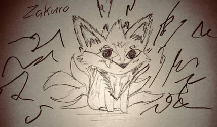 Zakuro by EeveeTMI