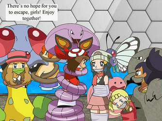 Ash's team here! by nghiatanker