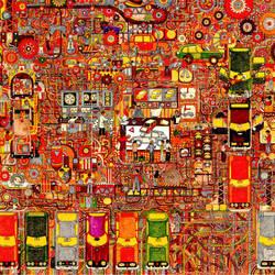 'Car Factory' by alex-safonov