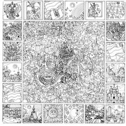 'Moscow' 01 by alex-safonov