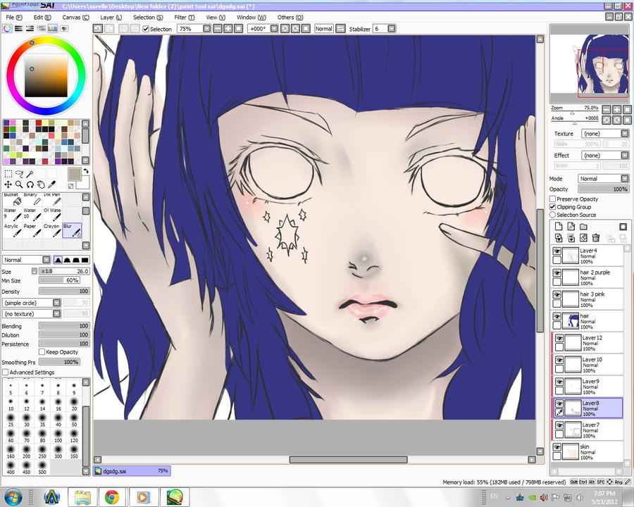 what i am doing in paint tool sai 2 by dolcegelato on deviantart