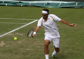 Wimbledon 2007 - Roger Federer