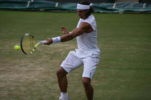 Wimbledon 2007 - Rafael Nadal
