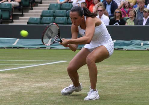 Wimbledon 2007 - J Jankovic