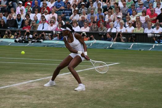Wimbledon 2007 - V Williams