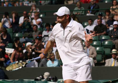 Wimbledon 2007 - Andy Roddick