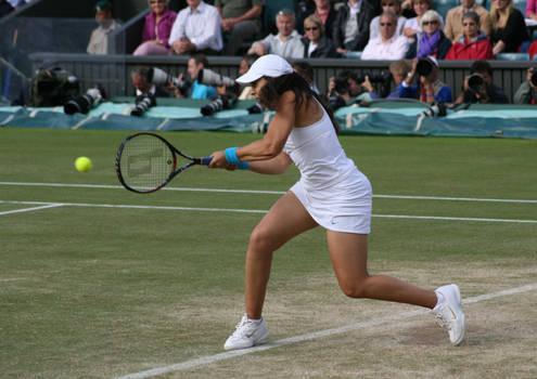 Wimbledon 2007 - M Bartoli