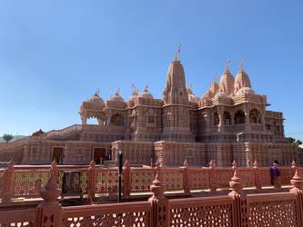Hindu Temple  by ofajardo81