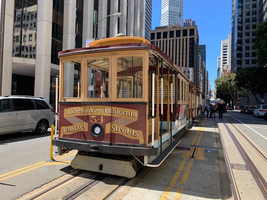 San Francisco Trolly  by ofajardo81